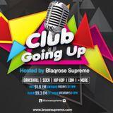 Club Going Up Show Nov6-7th 2015