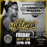"@DJLilVegas - @Hot97 ""Summer Mix Weekend"" Guest Mix - Aired July 13, 2018"