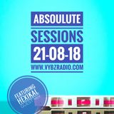 AbSoulute Sessions on VybzRadio - 21-08-2018 (Feat Hexikal Guest Mix)