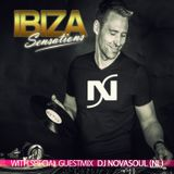 Ibiza Sensations 210 With Special Guestmix by Dj Novasoul (NL)