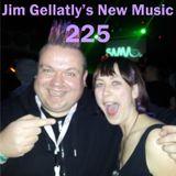 Jim Gellatly's New Music episode 225