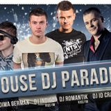 Bionica House Djs Parade@ DJ Romantic Live Mix 06.12.13
