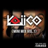 Kaiico - Mini Mixtape Vol.1 (Hiphop, R&B, Dancehall, Bubbling & Afrobeats)