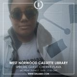 2017.04: CHERRIE FLAVA / West Norwood Cassette Library (Balamii Radio)
