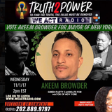 Akeem Browder Brother of Kalief Browder #RIP is running for Mayor of #NYC