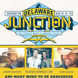 Delaware Junction Country Music Festival