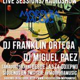 RADIO-SHOW @ WWW.MORPHIAMUSIC.NET  PROGRESSIVE HOUSE DJ MIGUEL PAEZ