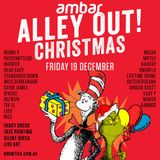 Easy P's Mix for Ambar's ALLEY OUT! Christmas