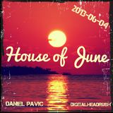 Daniel Pavic & DigitalHeadRush - House of June (Pt.1)