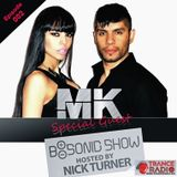 M.K - Special Guest Mix EP 002 - B-sonic show by Nick Turner - Trance Radio - 17.11.2013