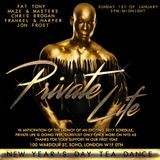Private Life NYD T-Dance Opening Set