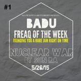 NUCLEAR WAR by SUN RA