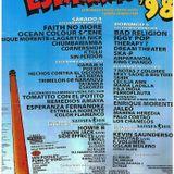 Oscar Mulero - Live @ Esparrago Rock,Granada (04.04.1998)