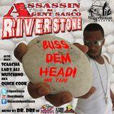 ASSASSIN [AGENT SASCO] - RIVER STONE BUSS DEM HEAD MIXTAPE