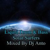 Liquid Drum & Bass mix ( Solar Surfers ) 2018