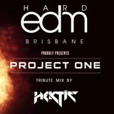 Project One Tribute Mix - HEKTIC