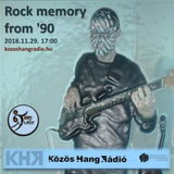 Rock memory from '90