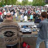 Drukverdeler & DJ Bim Live @ Summer Openining 09.05.15 Hamburg