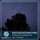 Battlestar Mancunia 15th February 2018