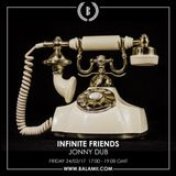 Infinite Friends w/Jonny Dub and Ernesto Chahoud 24/02/17