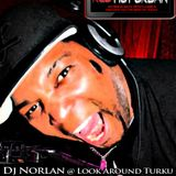 DJ NORLAN R&B-HIP HOP MIX OF THE WEEK/LOOK AROUND TURKU 29.10.2012
