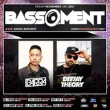 The Bassment w/ DJ Ibarra 11.03.17 (Hour Two)