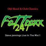 Steve Jennings live @ fattraxx247 - 2nd November with Guest Sets from Pip Hammond & Douglas Allen