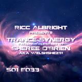 Trance Synergy S01E033 by Sheree O`Brien