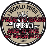 Fade to Bass - Aug-21-2015 (with guest Simon Doty)