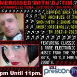 Energised With DJ Tim - 19/4/14/ - 103.2 Preston fm