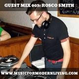 Guest Mix 003: Rosco Smith