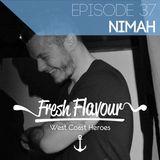 FRESH FLAVOUR PODCAST #037 - NIMAH