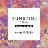 FUNKTION TOKYO Exclusive Mix Vol.87 Mixed By KANTA