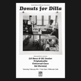 Ed Christof - Donuts For Dilla - 2/9/19 @ Milkcrate Cafe