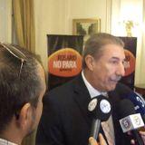 Entrevista a Mario Giammaría, presidente Liga Rosarina