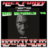 KRS ONE - THE LEGACY IV MIXTAPE II BY NICK FURYY