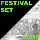 Festival set - 08/16