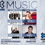 Tiesto - Live @ X Games Aspen, Wagner Park (26.01.2014)