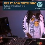 Dip It Low with SNO ft Joey B 19th January 2016