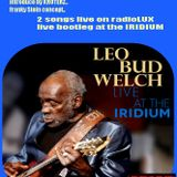 in memory of LEO BUD WELCH...