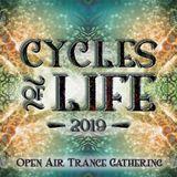 MIR old school goa trance set @ Cycles Of Life 2019