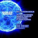 Marcel Fengler - Live At Boiler Room (Berlin) - 27-Nov-2013