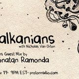Jonatan Ramonda @ Balkanians - Proton Radio - 19_11_11