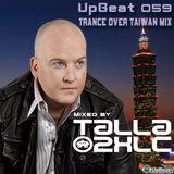 UpBeat 059 Trance Over Taiwan Mix by TALLA 2XLC