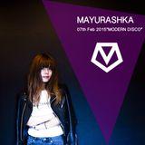 150207 MODERN DISCO Mayurashka DJ MIX