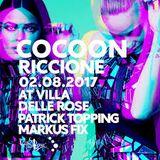 Patrick Topping@ Villa Delle Rose - Cocoon Party [Riccione, Italy] 02.08.17