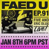 FAED University Episode 91 - 01.08.20