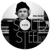 Solid Steel Radio Show 6/5/2016 Hour 2 - Alex Seidel