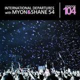 International Departures 104
