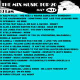 THE MIX MUSIC #130! TOP 20 MAY - 27/05/2017